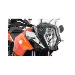 grille de protection phare ktm 1190 adventure hepco becker. Black Bedroom Furniture Sets. Home Design Ideas