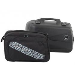 Bagagerie Hepco-Becker / Krauser ✓ Sac intérieur valise Junior / Junior Flash 40L Gauche
