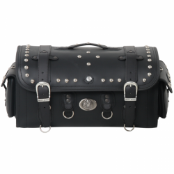 Bagagerie Hepco-Becker / Krauser ✓ Sacoche Cuir Buffalo Custom Handbag HEPCO-BECKER