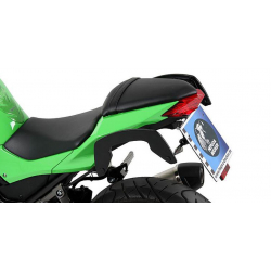 Ninja 300 from 2013 ✓ Supports sacoches Hepco-Becker type C-Bow