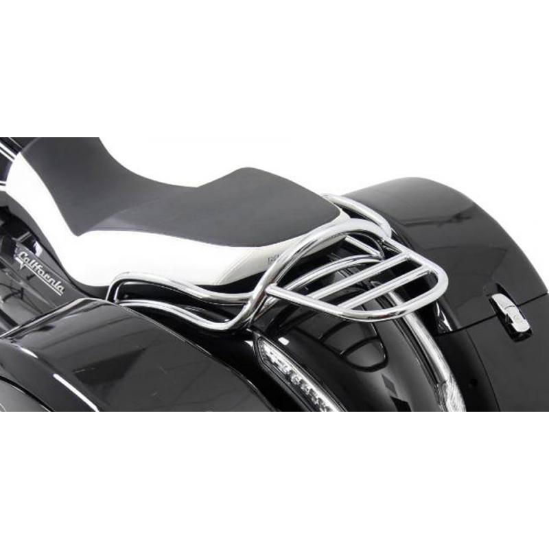 California 1400 Eldorado / Audace ✓ Porte paquets Hepco-Becker