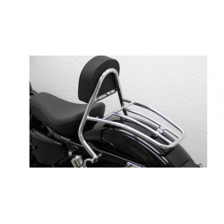 Sportster 833 Custom ✓ Sissybar conducteur