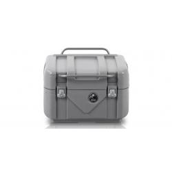 Bagagerie Hepco-Becker / Krauser ✓ Top case Gobi gris 42 litres HEPCO-BECKER