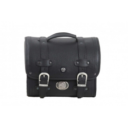 Bagagerie Hepco-Becker / Krauser ✓ Sacoche Cuir Liberty Smallbag 25 litres HEPCO-BECKER