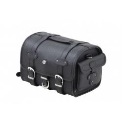 Bagagerie Hepco-Becker / Krauser ✓ Sacoche Cuir Liberty Handbag Solorack 25 litres HEPCO-BECKER