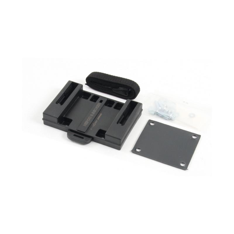 Bagagerie Hepco-Becker / Krauser ✓ Fixation sacoche réservoir sur Lock-it réservoir