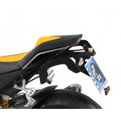 Tuono V4 R 2012 / Tuono V4 1100 RR 2015 ✓ Supports sacoches type C-Bow Hepco-Becker