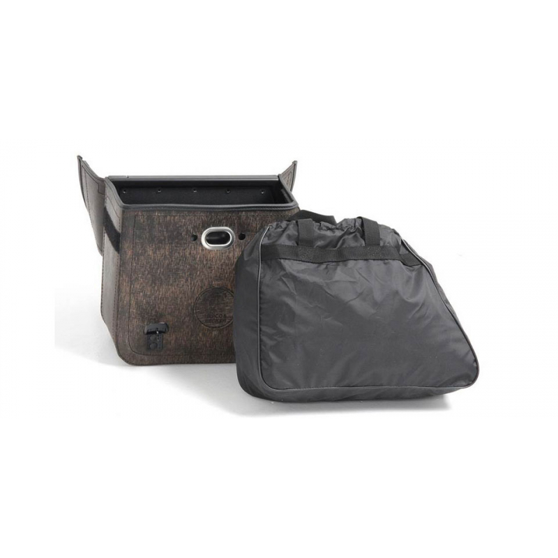 Bagagerie Hepco-Becker / Krauser ✓ Sac intérieur sacoche Rugged