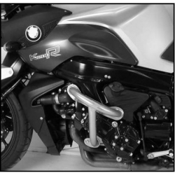 K 1300 R from 2009 ✓ Pare cylindres Hepco-Becker