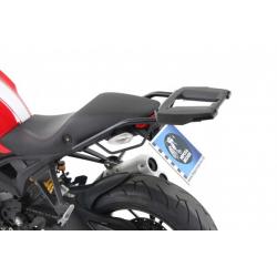 Monster 1100 evo à partir de 2010 ✓ Support top case Alurack Hepco-Becker