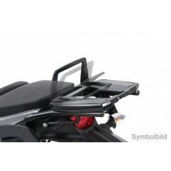 Monster 1100 evo à partir de 2010 ✓ Support top case Easy Rack Hepco-Becker