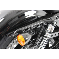 Sportster 1200 Seventy-Two ✓ Supports sacoches Hepco-Becker
