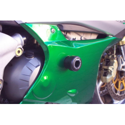 Tornade 900 TRE ✓ Roulettes de protection