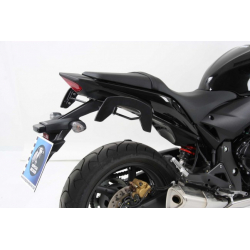 CBR 600 F 2011-2013 ✓ Supports sacoches laterales type C-Bow Hepco-Becker