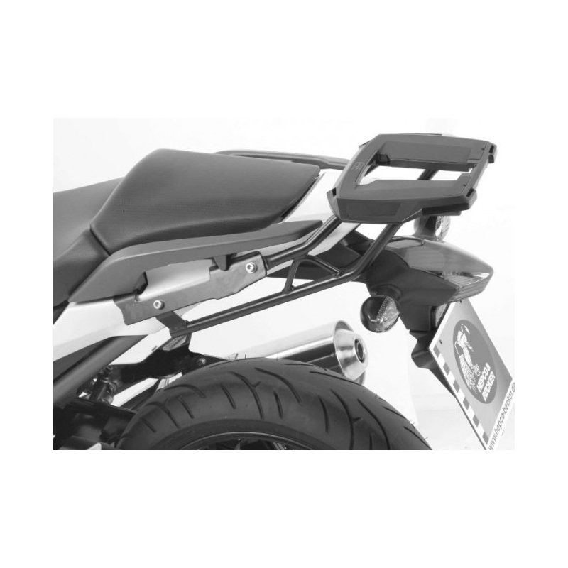NC 750 X /DCT from 2016 ✓ Support top case Easy Rack Hepco-Becker