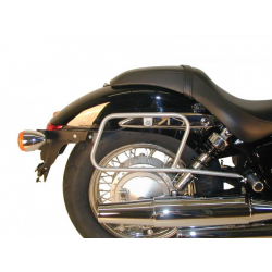 VT 750 Shadow Spirit 2007-2013 ✓ Supports sacoches laterales Hepco-Becker