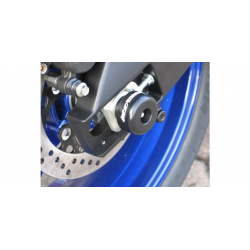 GSX-R 750 2006-2007 ✓ Protections de bras oscillant