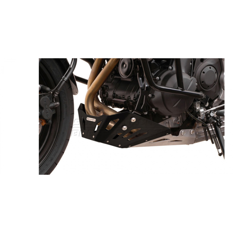 Versys 650 2007-2009 ✓ Sabot moteur Aluminium SW-Motech