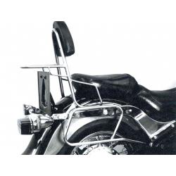 VN 800 Classic 2000-2005 ✓ Sissybar Hepco-Becker sans porte paquet
