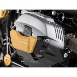 Bagagerie SW-Motech ✓ Protection de cylindre - Doré