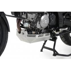 V-Strom 650 à partir de 2017 ✓ Sabot moteur Hepco-Becker Noir