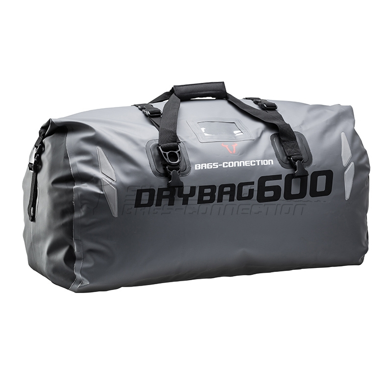 Bagagerie SW-Motech ✓ Sac de selle DRYBAG 600 60 litres gris SW-Motech