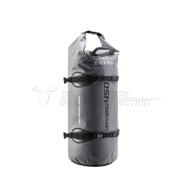 Bagagerie SW-Motech ✓ Sac de selle DRYBAG 450 45 litres gris SW-Motech