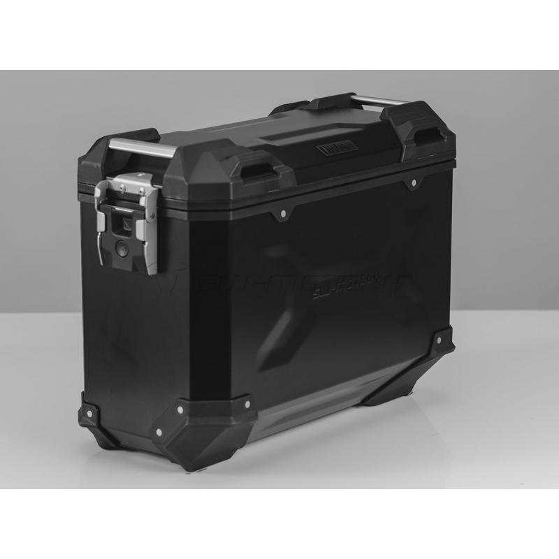Bagagerie SW-Motech ✓ Valises TRAX ADV M 37 litres Noir Droite SW-Motech