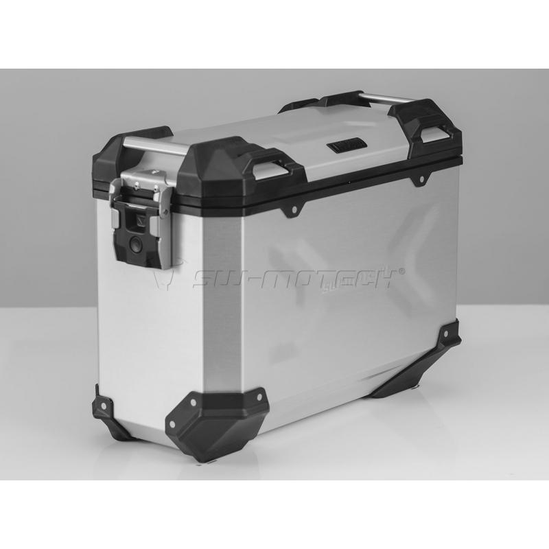 Bagagerie SW-Motech ✓ Valises TRAX ADV M 37 litres Alu Droite SW-Motech