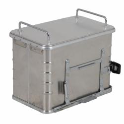 Bagagerie Hepco-Becker / Krauser ✓ Valises Alu Standard 40 litres Gauche HEPCO-BECKER