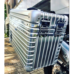 Bagagerie Hepco-Becker / Krauser ✓ Valise Alu Exclusive 35 litres Droite HEPCO-BECKER