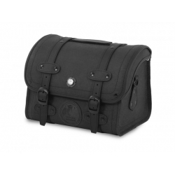 Bagagerie Hepco-Becker / Krauser ✓ Sacoche Cuir Rugged Noir Smallbag HEPCO-BECKER