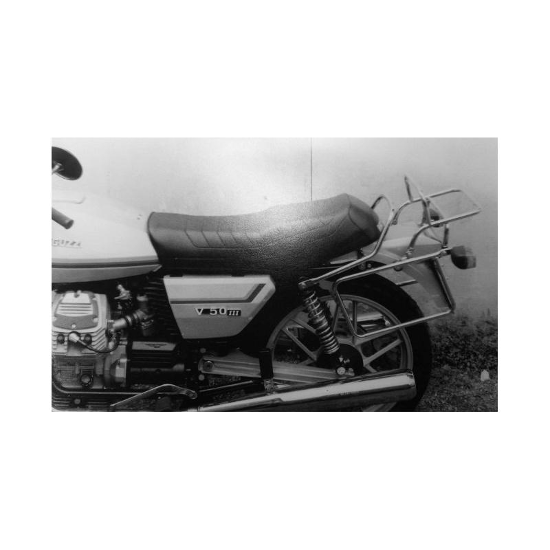 V 65 C ✓ Support bagagerie complet Hepco-Becker