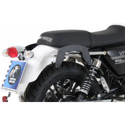 V7 Spécial from 2012 ✓ Supports de sacoches type C-Bow Hepco Becker Noir