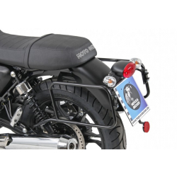 V7 Spécial from 2012 ✓ Supports de valises noir Hepco-Becker