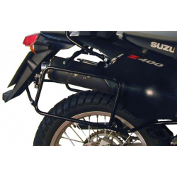 DR-Z 400 / S 2000-2005 ✓ Supports de valises Hepco-Becker