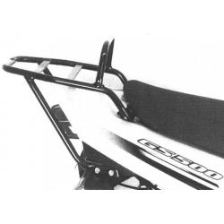 GS 500 E 2001-2008 ✓ Support de top case tubulaire Hepco-Becker