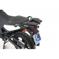 V-Strom 650 ABS (L2) / XT 2012-2016 ✓ Support de top case Alurack Hepco-Becker