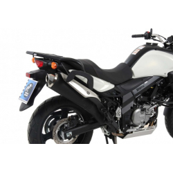 V-Strom 650 ABS (L2) / XT 2012-2016 ✓ Supports de sacoches type C-Bow Hepco Becker
