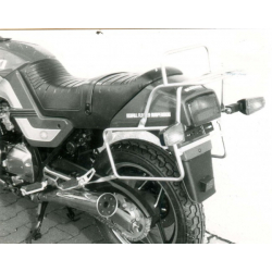 GSX 750 ES 1983-1988 ✓ Support bagagerie complet Hepco-Becker