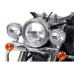 C 800 Intruder 2005 / Black Edition ✓ Twinlights Hepco-Becker