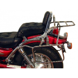 VS 1400 Intruder 1997-2003 ✓ Support bagagerie complet Hepco-Becker