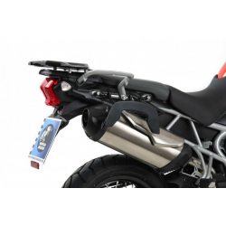 Tiger 800 XC jusqu'à 2014 ✓ Supports sacoches Hepco Becker type C-Bow