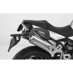 Speed Triple 1050 2008-2010 ✓ Supports sacoches Hepco Becker type C-Bow