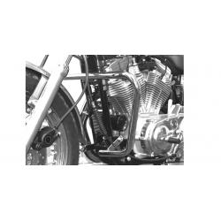 Sportster 833 Custom ✓ Pare-carters (2003)