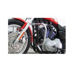 Sportster 833 Custom ✓ Pare-carters (2004-)