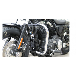 Sportster 1200 Forty-Eight ✓ Pare-carters chromes