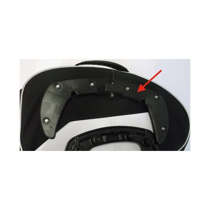 Bagagerie Hepco-Becker / Krauser ✓ Adaptateur C-Bow en plastique pour sacoche