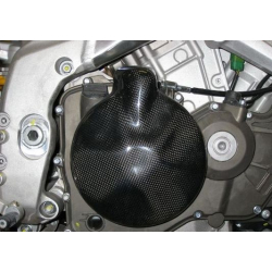 RSV4 2011 / RSV4 RR 2015 ✓ Protection embrayage carbone RSV4