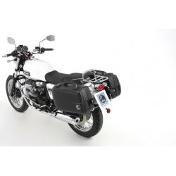Bagagerie Hepco-Becker / Krauser ✓ Valises Junior Noir 40/30 litres HEPCO-BECKER